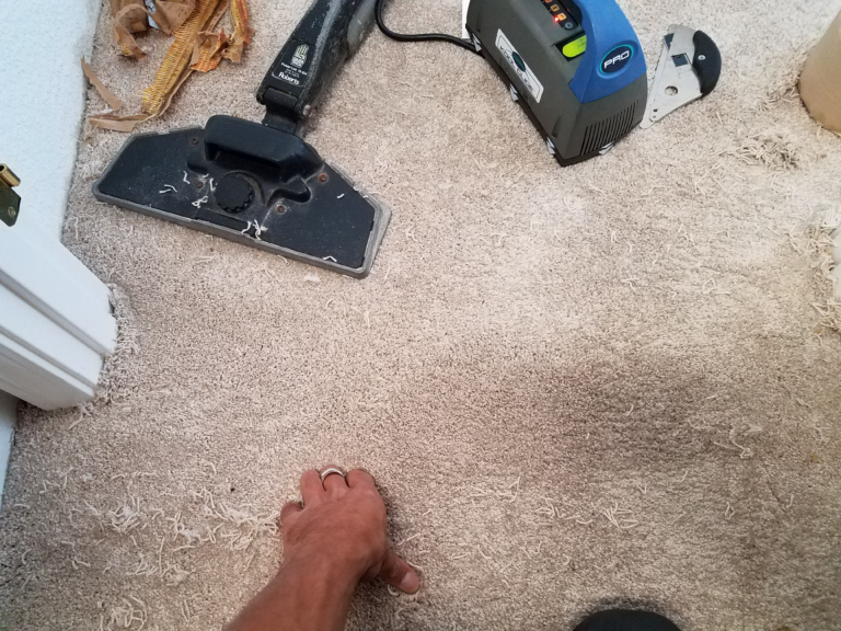 Carpet Shredding